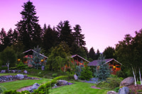 Carson Ridge Luxury Cabins - Gay FriendlyHoneymoon Lodging in Carson, WA, USA