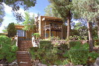 Inn of the Turquoise Bear B&B - Gay OwnedHoneymoon Lodging in Santa Fe, NM, USA